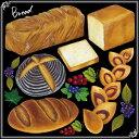シール ベーカリー 食パン 焼き立て 装飾 デコレーションシール チョークアート 窓ガラス 黒板 看板 POP ステッカー 用