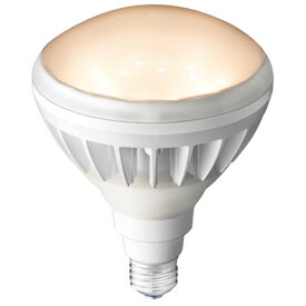 岩崎電気 LDR11L-H/W827(旧形式:LDR14L-H/W830) レディオックLEDアイランプ 11W 〈E26口金〉 電球色 白熱電球135W・180W相当 白色塗装