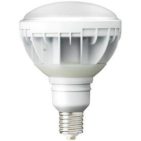 岩崎電気 LDR30N-H-E39/W850(旧形式:LDR33N-H/E39W750) レディオックLEDアイランプ 30W 〈E39口金〉 昼白色 白熱電球270W相当 白色塗装
