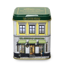 【北欧紅茶】ティーセンターブレンド クラシック缶(100g) 北欧 紅茶 ノーベル賞 スウェーデン ティーセンター 100g 缶 ブレンドティー フレーバーティー セイロン ヌワラエリア ディンブラ ウバ