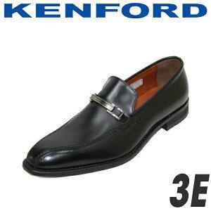 KENFORD REGAL(ケンフォード リーガル)革靴 メンズシューズ ビジネス靴 ケンフォード kb70aj スリッポンシューズ メンズ用(男性用)本革(レザー)紐なし 日本製 3E 黒(ブラック)2021