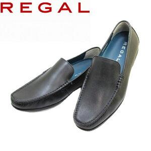 REGAL(リーガル) 56 HR AF 黒(ブラック)スリッポンシューズ革靴 メンズシューズ ビジネスシューズ スリッポン メンズ用(男性用)本革(レザー) 【送料無料】2021