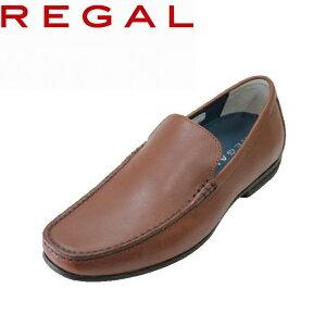 REGAL(リーガル) 56 HR AF 茶色(ブラウン)スリッポンシューズ革靴 メンズシューズ ビジネスシューズ スリッポン メンズ用(男性用)本革(レザー)24.5cm 25cm 25.5cm 26cm 26.5cm 27cm【送料無料】