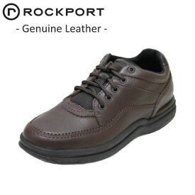 ウォーキングシューズ ロックポート ワールドツアークラッシック K70884 ブラウン メンズ シューズ 本革 革靴