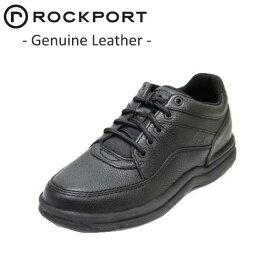Rock Port ロックポート ワールドツアークラッシック K71185 黒 メンズ ウォーキングシューズ 本革 革靴