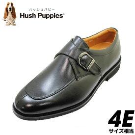 HUSH-PUPPIES(ハッシュパピー)メンズビジネス M249N(M0249N)黒(ブラック)4E革靴 メンズシューズ ビジネスシューズ メンズ用(男性用)本革(レザー)日本製 24.5cm 25cm 25.5cm 26cm 26.5cm 27cm2021