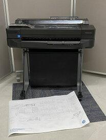 【中古プリンタ】 整備済み 1ヵ月保証! A1対応 HP DesignJet T520 大判プリンター Wifi 無線LAN 対応 ◎動作良品 4色 インク オフィス 事務所 建築 図面 など【中古】