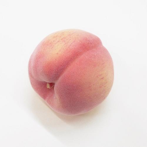 【造花 桃】ピーチ(フェイクフルーツ・フェイクフード・食品サンプル)