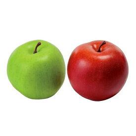 【造花 リンゴ】アップル 8cm(フェイクフルーツ フェイクフード)