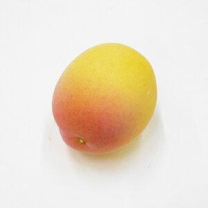 【造花 桃】ピーチ(フェイクフルーツ・フェイクフード・果物 食品サンプル)