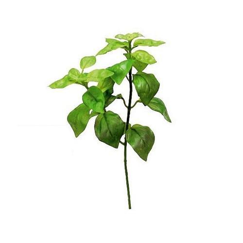 バジル(造花・フェイクグリーン・人工観葉植物)