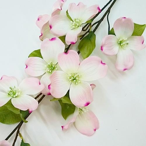 【造花】ハナミズキ(花水木 造花)