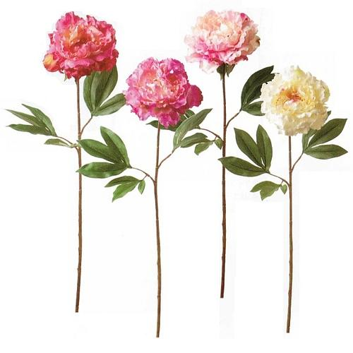 造花ピオニー(シャクヤク・ボタン造花)