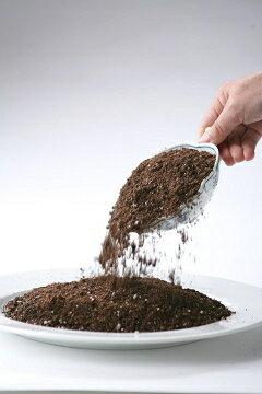 【代引き手数料無料!!】あす楽対応『毎日、放射能測定済』【銀の土】16リットル(無肥料の土)