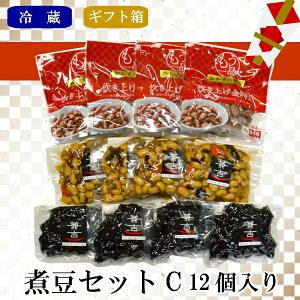 カネ吉のギフト/煮豆セットC12個入り