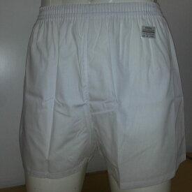 【日本製ブロードパンツ・前閉じ】日清紡 白ブロードパンツ3枚まとめ買い LL