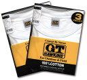 【楽天市場】【グンゼ】【定番】GUNZEグンゼ 【G.T.HAWKINS GTホーキンス】Tシャツ 6枚 1枚あたり608円(M〜LL)1P(3枚…