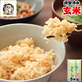 令和元年産 千葉県産 ミルキークイーン 玄米 5kg 玄米食でも安心!再調整済み お米 ギフト