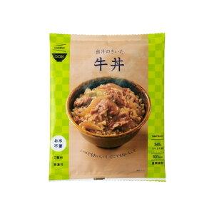 イザメシ DON 出汁のきいた牛丼 [1袋サイズ:W200×H255mm/365g]