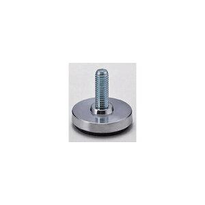 ダイカストアジャスター 石黒製作所 プラパート A110-32-10 クローム(ヘアライン仕上げ) φ32 M10ネジ 1個 ≪返品不可≫
