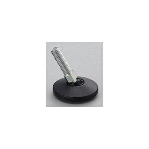 首振りアジャスター 石黒製作所 プラパート A202-20-B8 黒 φ20 M8ネジ 1個 ≪返品不可≫