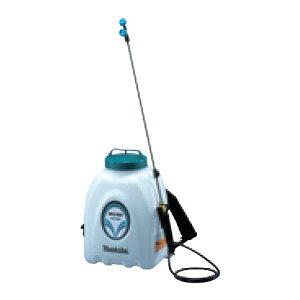 【ポイント5倍! 8/8〜8/17】充電式噴霧器 【マキタ】 MUS104DSH 10L[タンク容量] 一般〜プロ向 背負式 18V1.5Ah 約30分充電