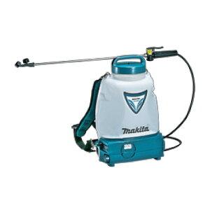 充電式噴霧器 【マキタ】 MUS105DW 10L[タンク容量] 一般向 背負式 10.8V1.3Ah 約50分充電