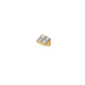 KTH-U016 【LAMP】 スガツネ クリスタルガラス / 金色めっき (亜鉛合金)製