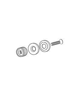 【エントリーでポイント5倍! 3/4 20:00〜】ブラケット用ロッカー(Rタイプ専用) 【 ロイヤル 】 SL 透明ポリカーボネート [10個売り製品]