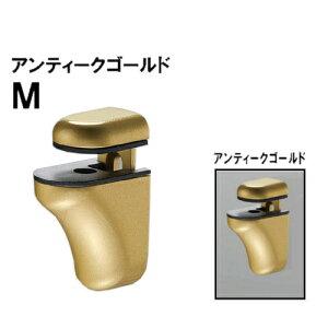 棚グリップA形 【白熊】 WB TG-1-M サイズ:W24×D40×(h43) アンティークゴールド