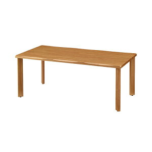 UD Table 天然木テーブル(なぐり加工縁) 【TAC】 UFTRWT1890-4SL-NA 脚:ストレートタイプ【個人宅不可商品】