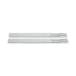 3段引 スライドレール 【LAMP】 3509-26 (レール長さ 660mm)(厚み23.8×高さ71.4mm) 【左右組:2セット/箱売り】