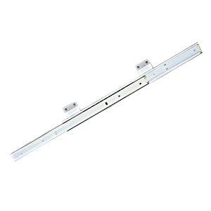 2段引 スライドレール 【Accuride】 C2007-22 (レール長さ 558.8mm)(厚み11.1×高さ35.3mm) [左右で1セット]