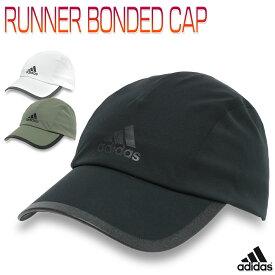 アディダス RUNNER BONDED CAP メンズ/レディース/大人/キッズ/子供 キャップ ブラック/ホワイト/カーキ 51-54cm/54-57cm/57-60cm/60-63cm GNS08