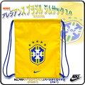 ナップサックナイキ巾着NIKEブラジルサッカー連盟サッカー/アレジアンスブラジルジムサック2.0BA4784