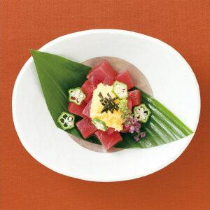 目鉢マグロ赤身料理例