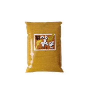 のとみそ1袋(1kg) 米味噌 米みそ 甘口味噌 甘口みそ みそ 味噌 甘口 米 粒 調味料 ご当地 お取り寄せ