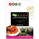 『韓国産キムチ』【農協】チョンカクキムチ1kg