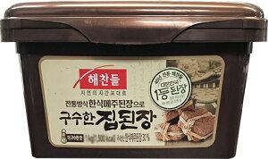 【韓国食品・味噌】【ヘチャンドル】 香ばしいデンジャン500g