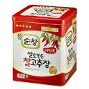 【韓国食品・味噌】チョンジョンウォン・スンチャンコチュジャン 17kg