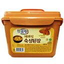 【韓国調味料・韓国食品】スンチャンテンジャン4.8kg