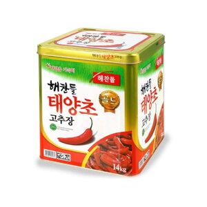 【韓国食品・コチュジャン】【へチャンドル】NEW ゴールドコチュジャン 14kg