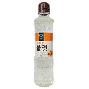 【韓国食品・調味料】清静園 水飴 1.2kg
