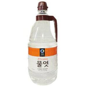 【韓国食品・調味料】清静園 水飴 2.45