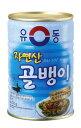 【ユドン】 自然産つぶ貝缶詰 400g