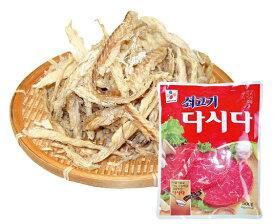 【韓国食品・干物】 ★明太スープ(プゴク)セット★干したら200g(4302)+牛肉だしだ100g(3149)