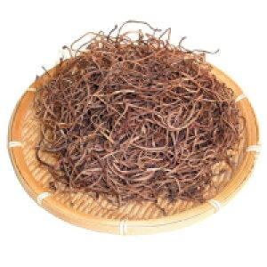 干しいもの茎(乾燥イモのクキ) 100g
