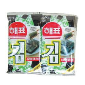【セール・ヘピョ】お弁当海苔(カット海のり)(8切×6枚×10袋)★¥210→¥180(税別)