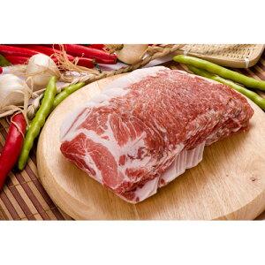 【豚肉】【輸入産】 豚肩ローススライス 1kg★クール便選択対象商品★
