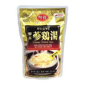 【ハリム】 冷凍参鶏湯 800g ★クール便選択対象商品
